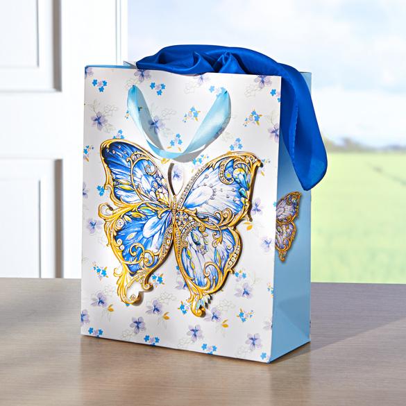 """Geschenktasche """"Schmetterling"""""""