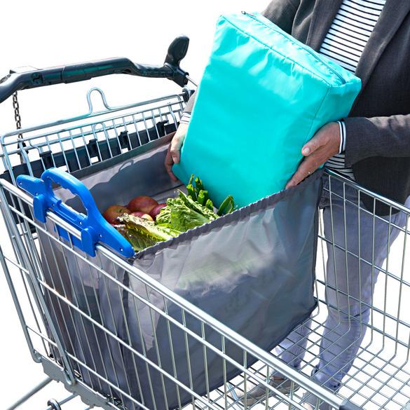 Einkaufstasche 2-in-1