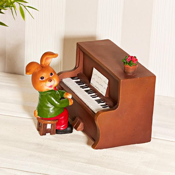 """Spieluhr """"Hasen-Piano"""""""