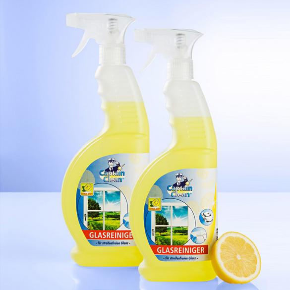 """Glasreiniger """"Zitrone"""", 2er-Set"""