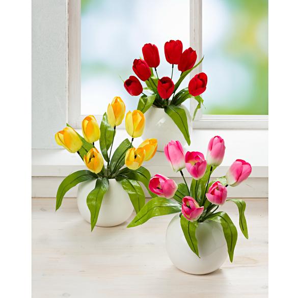 Tulpenstrauß rosa