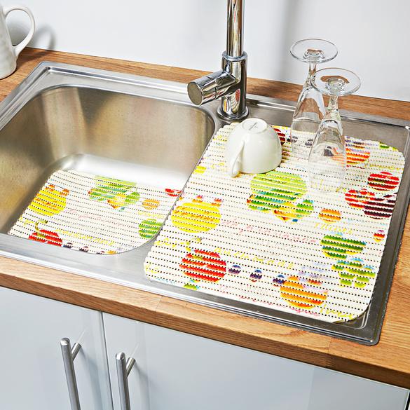 Spülbeckenmatte Gemüse