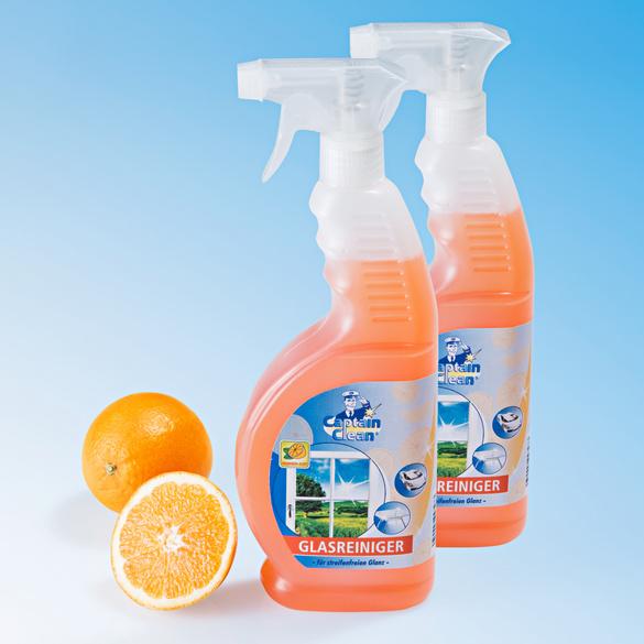 """Glasreiniger """"Orange"""", 650 ml"""