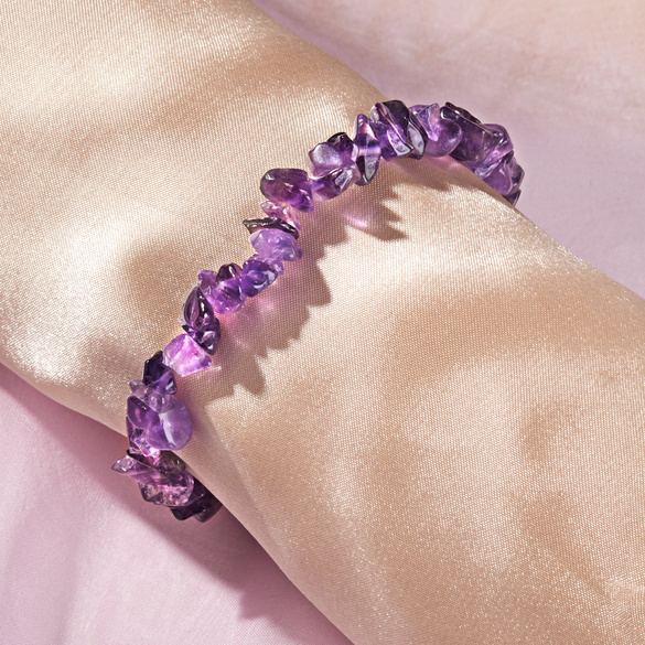 Amethyst-Armband