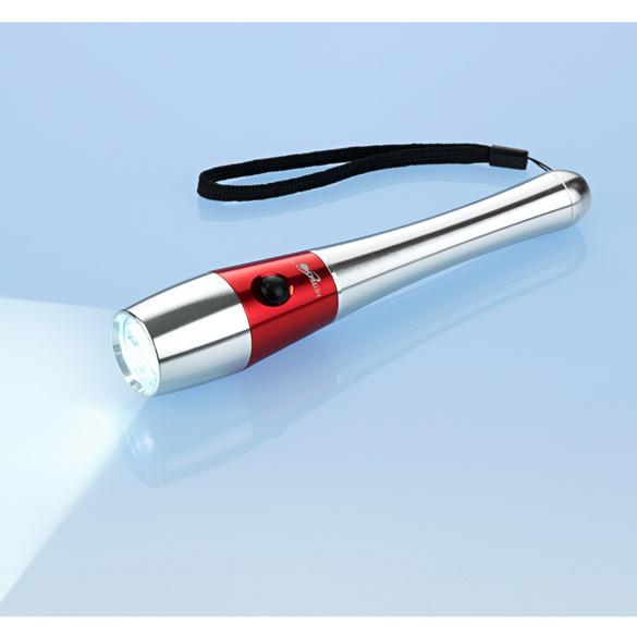 """LED-Taschenlampe """"Alu-Power"""""""