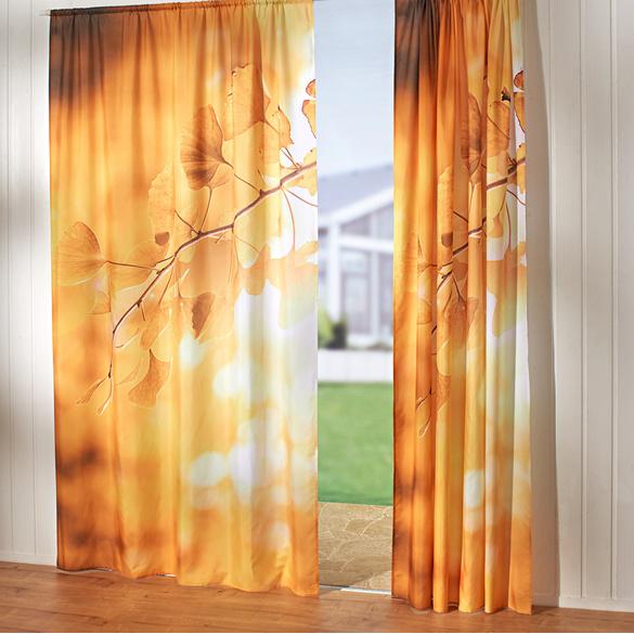 """Vorhang """"Blütenzweig"""", 140 x 230 cm"""