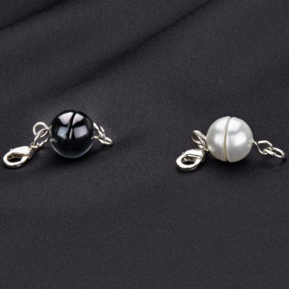 "Magnetverschlüsse ""Perlen"", 2er-Set"