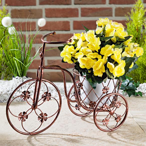 Pflanz-Fahrrad