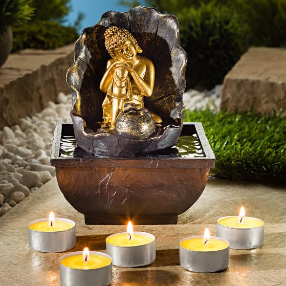 Buddha-Brunnen