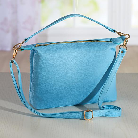 """Handtasche """"Frieda"""" bleu"""