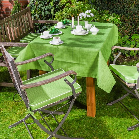 Tischdecke grün
