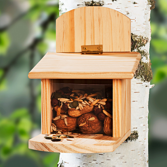 Eichhörnchen-Haus