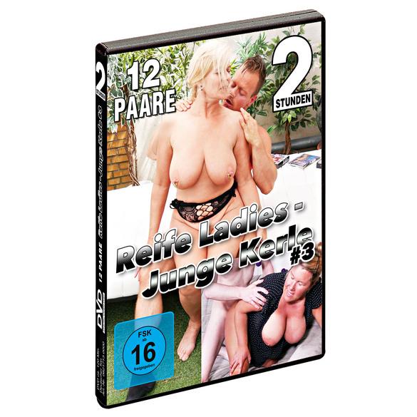"""DVD """"Reife Ladies - junge Kerle 3"""""""