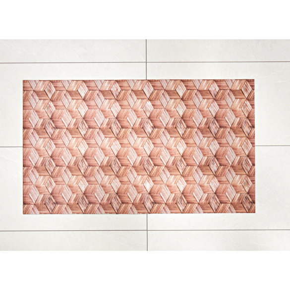 """Küchenteppich """"Bastoptik"""", 52 x 70 cm"""