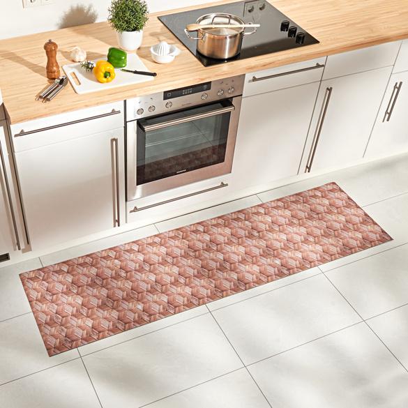 """Küchenteppich """"Bastoptik"""", 52 x 190 cm"""