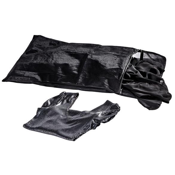 Wäschenetz schwarz
