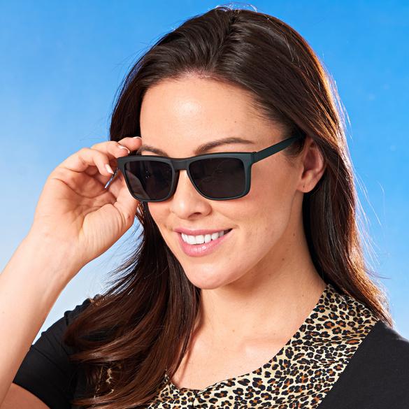 Lesebrille/Sonnenbrille 2-in-1, +3.0 dpt