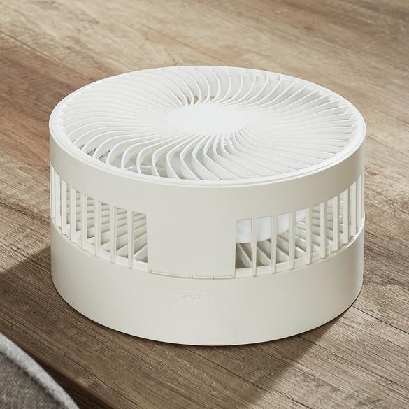 Ventilator klappbar