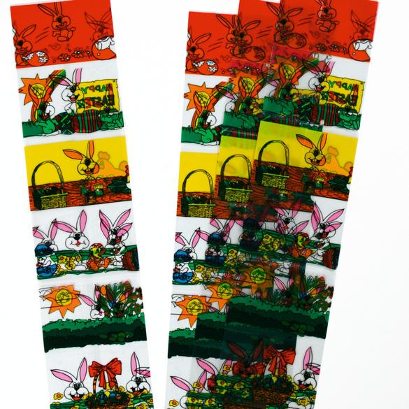 Ostereier-Folien 24er-Set