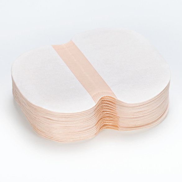 Anti-Schweiß Unterarmpads, 24er-Pack