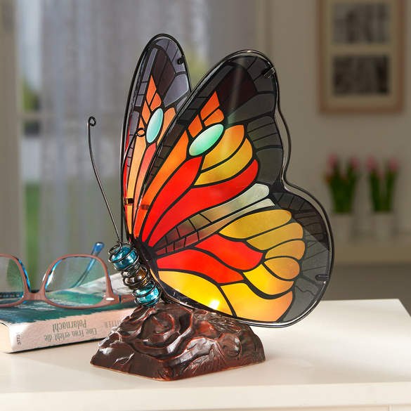 LED-Schmetterling