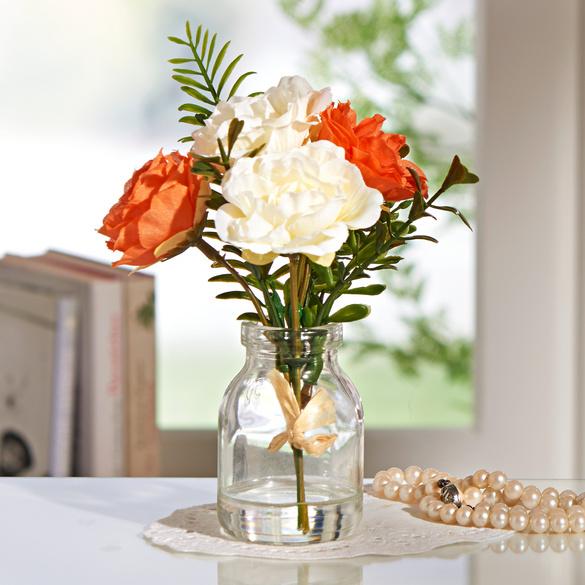 Rosen in Glasvase