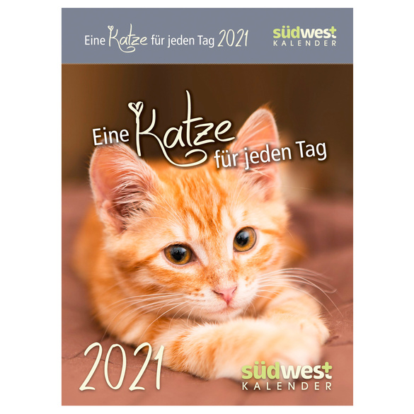 Katzen-Kalender 2021