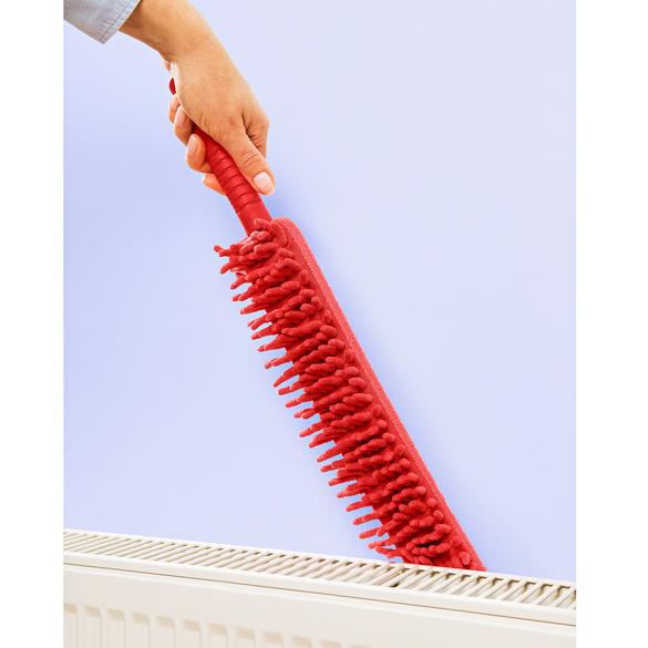 Reinigungsstab rot