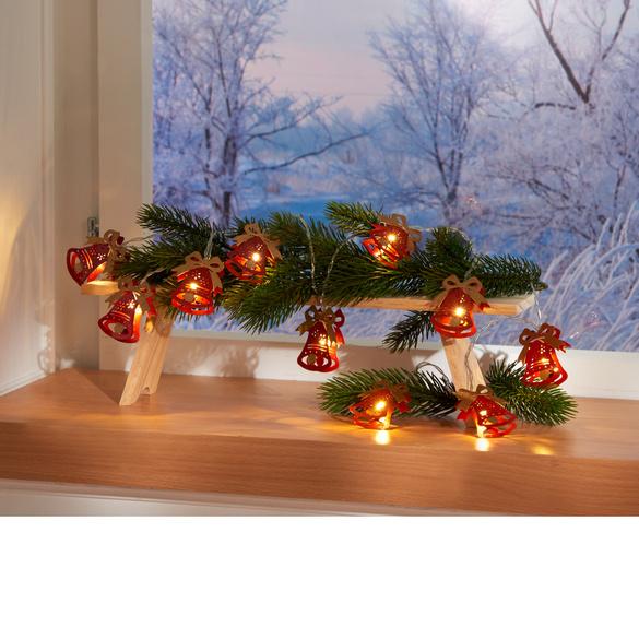 """Lichterkette """"Weihnachtsglocken"""""""