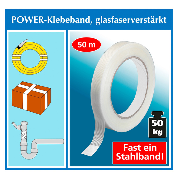 Power-Klebeband