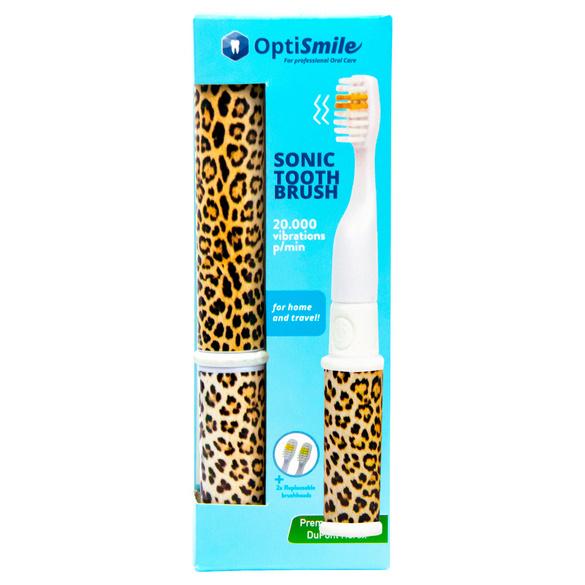 Schall-Zahnbürste leo