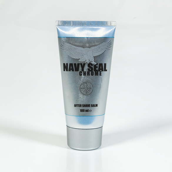 """Aftershave Balm """"Navy Seal Chrome"""""""