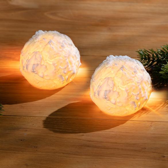 LED-Schneeball