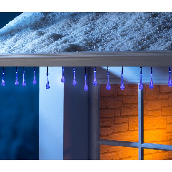 """Solar-Lichterkette """"Wassertropfen"""""""