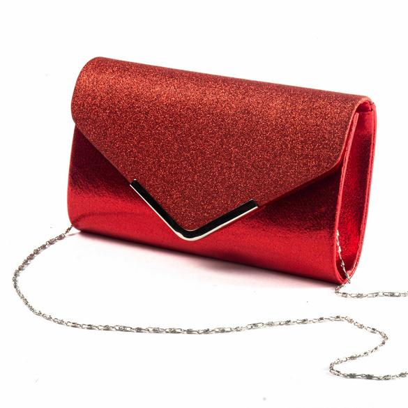 Abendtasche rot