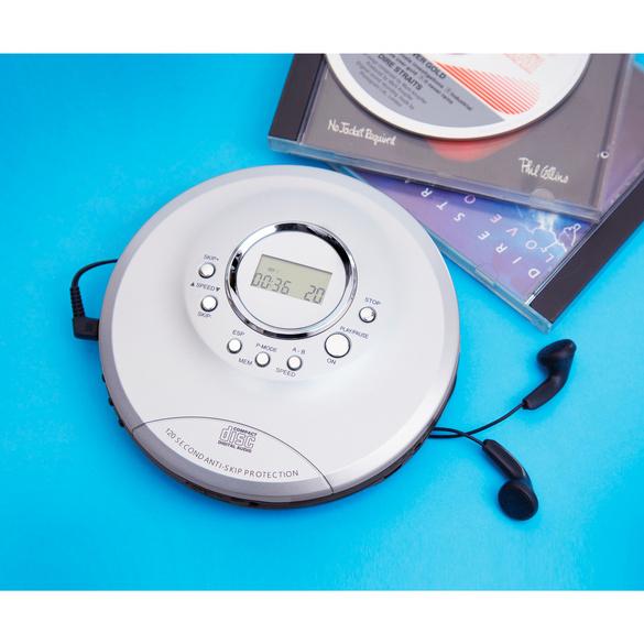 CD-Player tragbar
