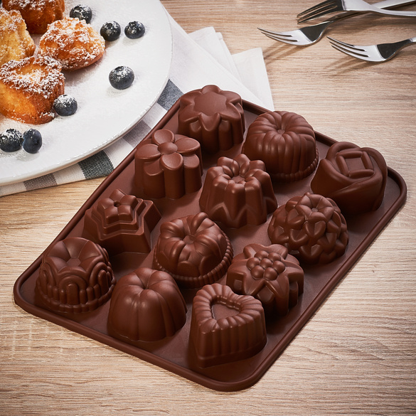 Mini-Muffin-Backform
