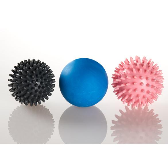 Massage-Bälle, 3er-Set