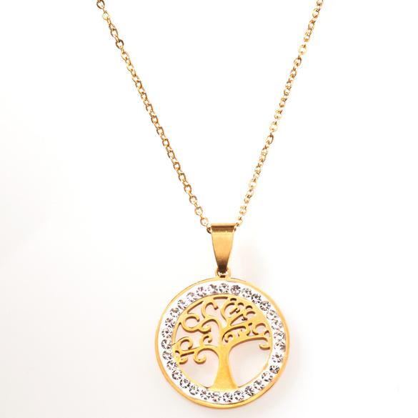 """Halskette """"Lebensbaum"""""""
