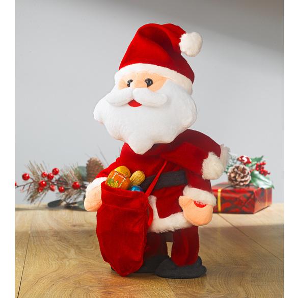 Santa mit Musik