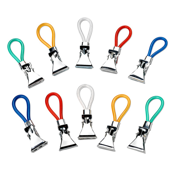 Handtuch-Clips, 10er-Set