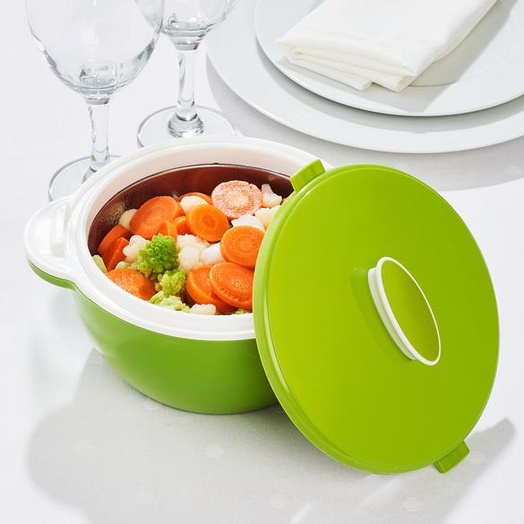 Thermoschüssel grün, 700 ml
