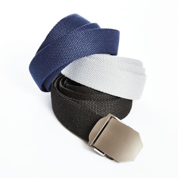 Bandgürtel blau