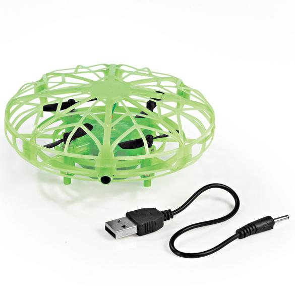 Quadrocopter Ufo