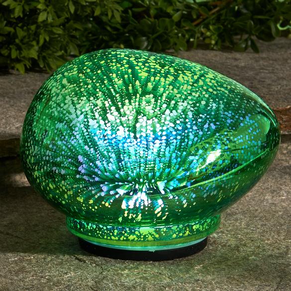 LED-Leuchtstein grün