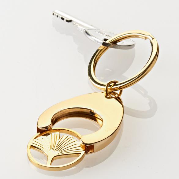 Schlüsselanhänger 2in1
