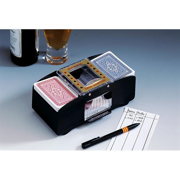 Karten-Mischmaschine