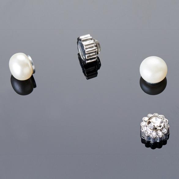 Magnet-Ohrringe 2-in-1
