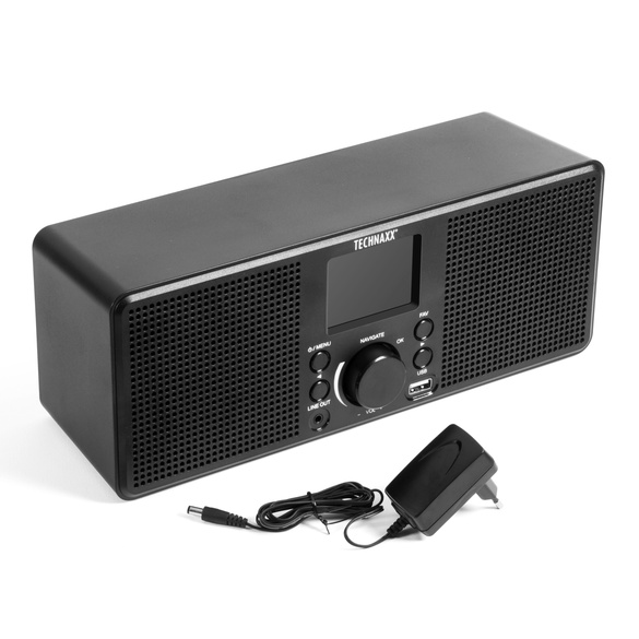 Internet Stereo-Radio