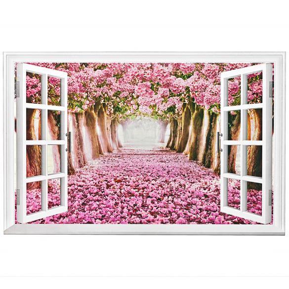 """Wandbild """"Kirschblüte"""""""